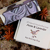 Anise & Lavender Soap