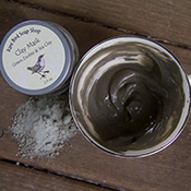 Sea Clay Facial Mask
