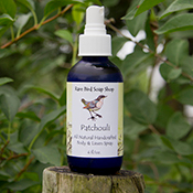 Patchouli Body & Linen Spray
